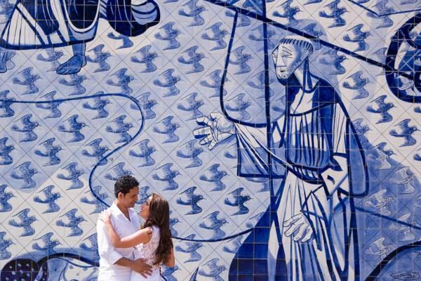 Pré Wedding de Jussara e Rogério