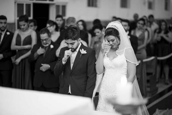 Casamentos de Ariela e Wagner