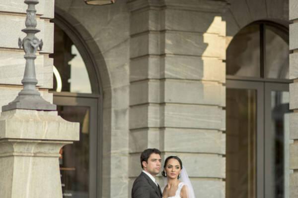 Casamentos de Luana e Gustavo