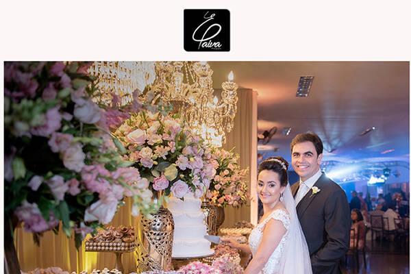 Casamentos de Leticia e Thomaz