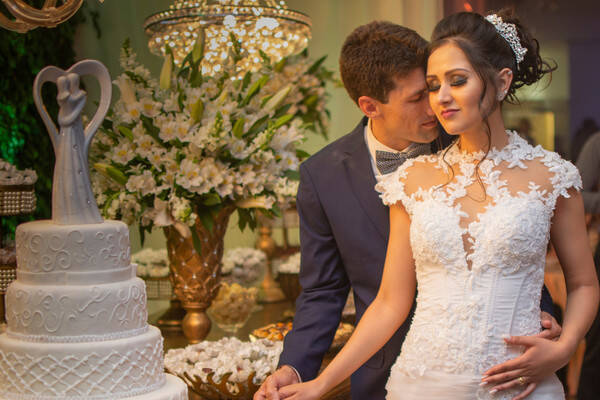 Casamentos de Nathalya e Kenner