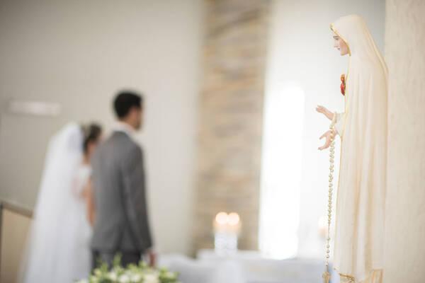 Casamentos de Patrícia e Bruno