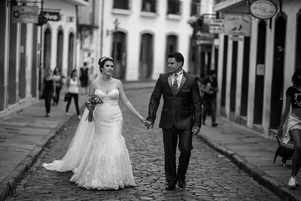 Casamentos de Karine e Rodolfo