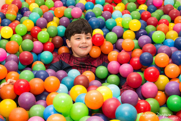 Festa Infantil de Lucas - 6 anos
