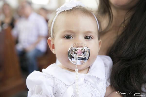 Batizado de Batizado da Sarah