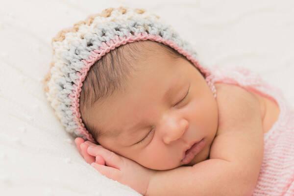 Newborn de Olívia