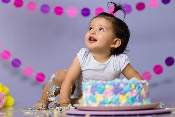 Smash the Cake de Helena