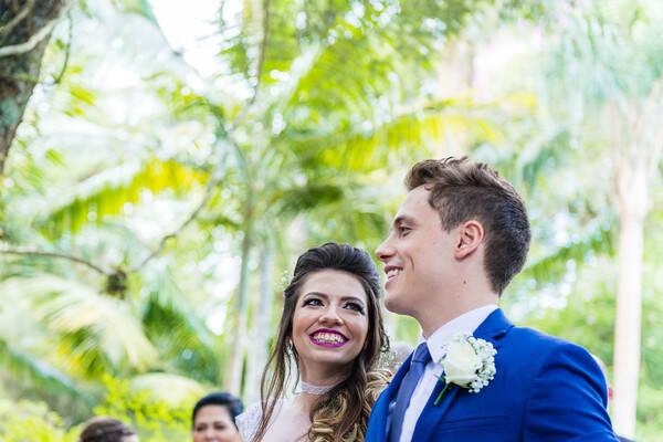 Casamento de Gisele + Leandro
