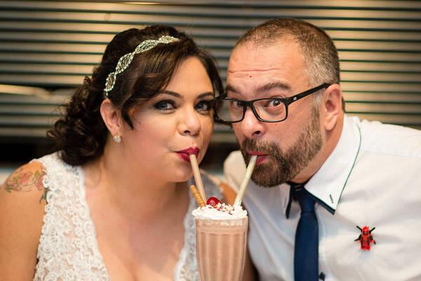 Casamento de Priscila + Carlos