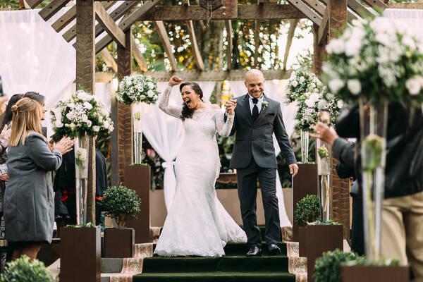 Casamento de Aline + Junior