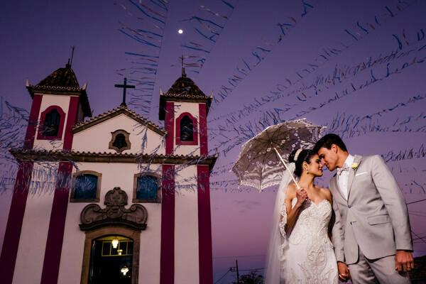Casamentos de Andreza + Jeremias | Lavras Novas - MG
