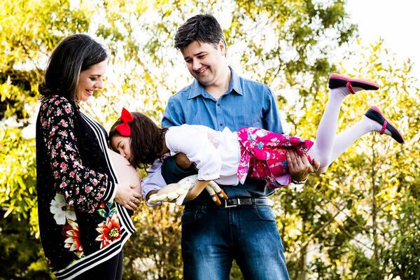 Família de À espera de Laura | Lavras Novas - MG