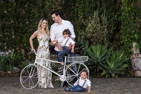 Família de Lorena + Nando + Gui + Mateus | Tiradentes – MG