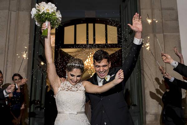 Casamentos de Mariana + Fabiano   Lafaiete - MG