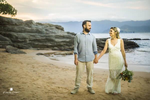 Casamentos de Thalita + Fernando / Casa de Canoa