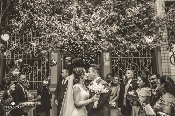 Casamentos de Debora + Claudio / Espaço Quintal