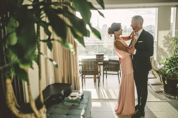 Casamentos de Viviane + Hans