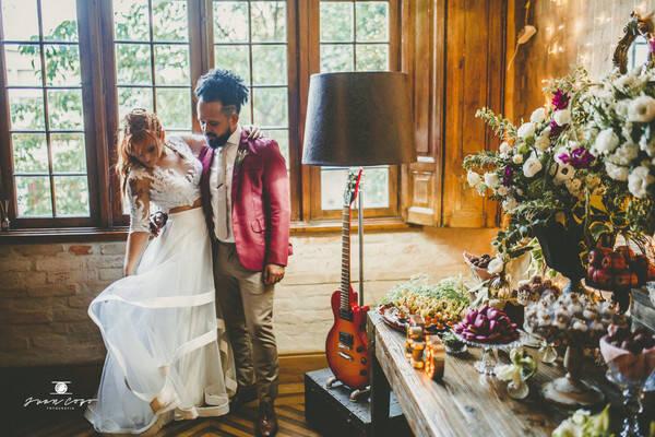 Casamentos de Débora + Thiago/ Casa Quena