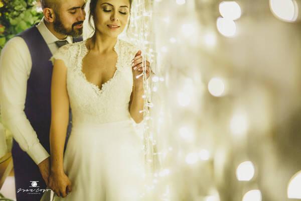 Casamentos de Juci + Daniel / Espaço Quintal