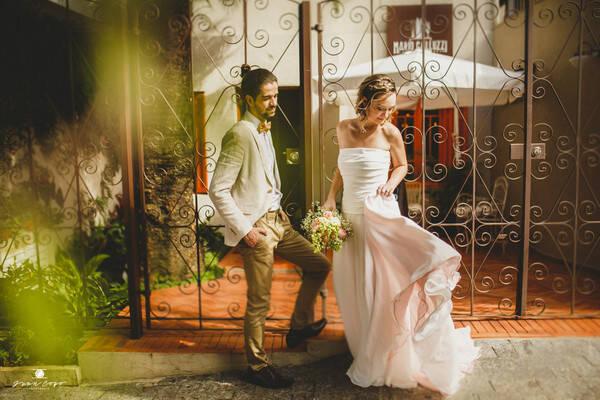 Casamentos de Carol + Hugo/ Mario Galluzz cozinha de afeto
