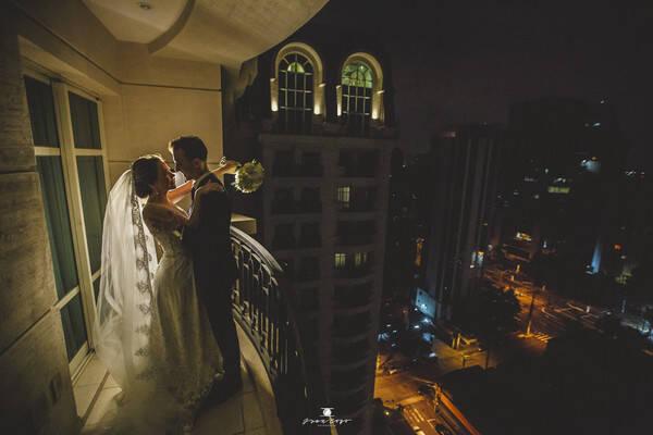Casamentos de Bia + Vitor / Paróquia Nossa Senhora do Rosário de Pompéia