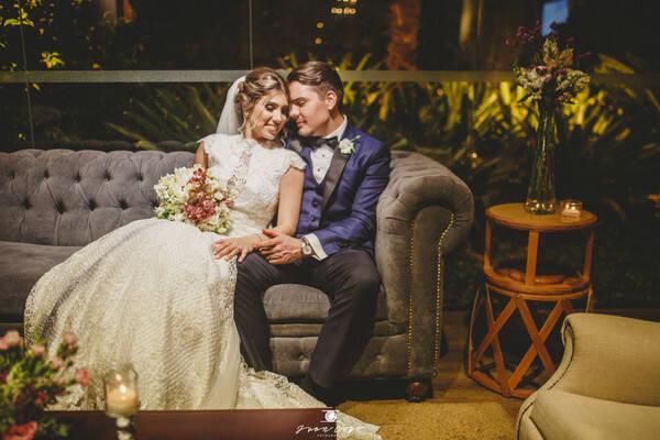Casamentos de Mariana e Luis / Casa Traffô