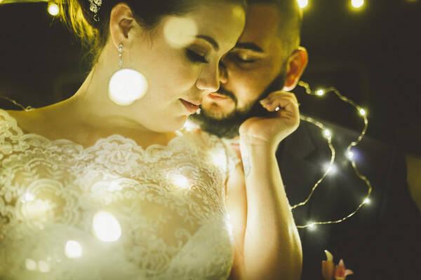 Casamentos de Amanda e Mauricio