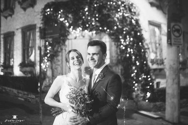 Casamentos de Shirlene e Vinicius / Casinha Quintal