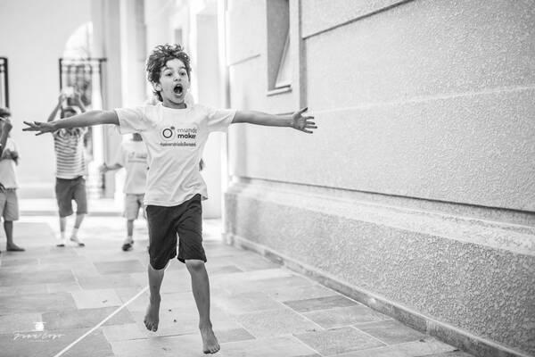 Crianças de Bernardo 7 anos