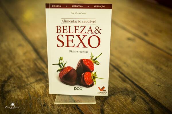 Corporativo de Lançamento dos livros Beleza & Sexo x Ressaca