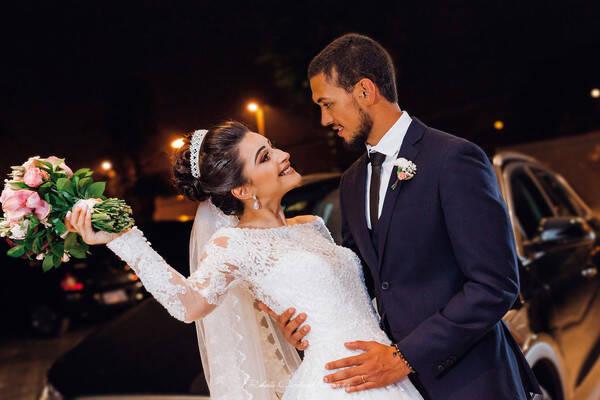 Wedding de Nayara e Vinicius