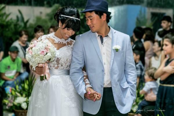Wedding de Thais e Ricardo