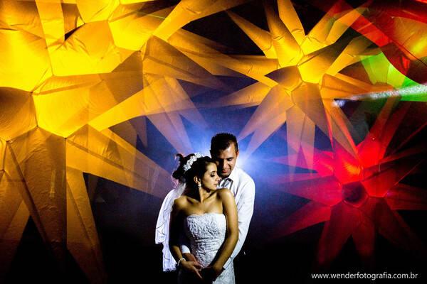 Casamentos de Erica e Renato