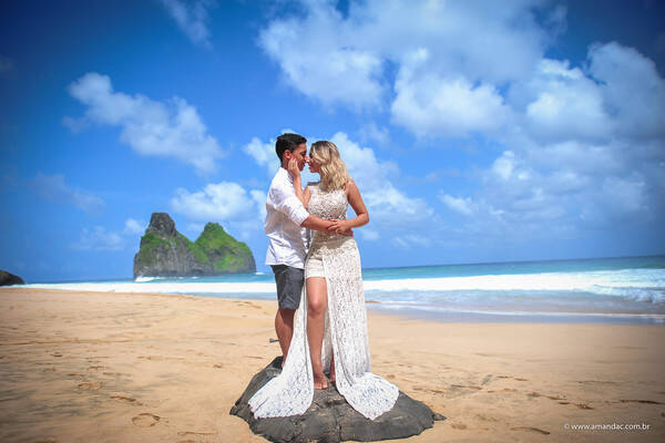 Viagens de Bianca + Marlon | aniversário de casamento no paraíso