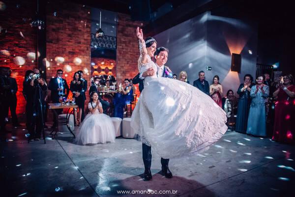 Wedding de Amanda e Thiago