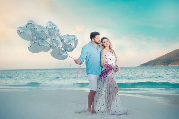 Viagens de Pré Wedding - Évelin e Adriano
