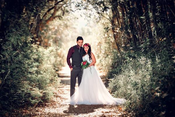 Wedding de Wandra e Gilberto