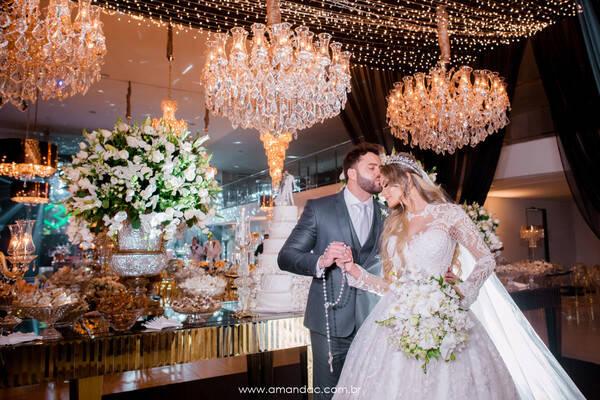 Wedding de Evelin e Adriano
