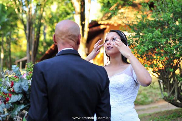 Wedding de Talitha e William