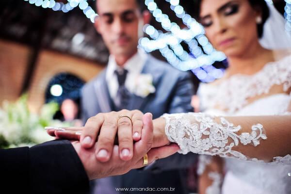 Wedding de Esther e Thiago