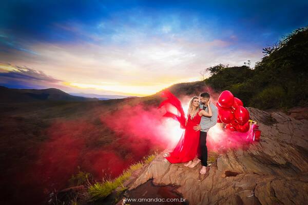 Wedding de Brenda e Daniel - Pré Wedding