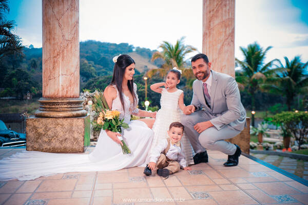 Wedding de Bodas de Madeira Juliane e Marcos