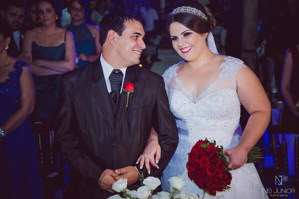 Casamentos de Casamento Thiago e Samira