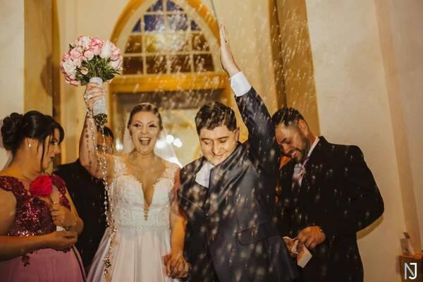 Casamentos de Ivan e Jana