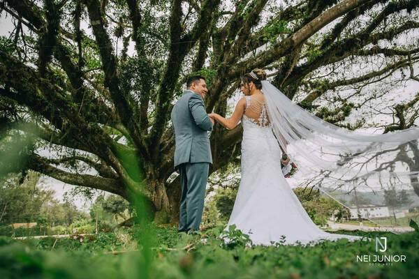 Casamentos de Bruna e Deyvid