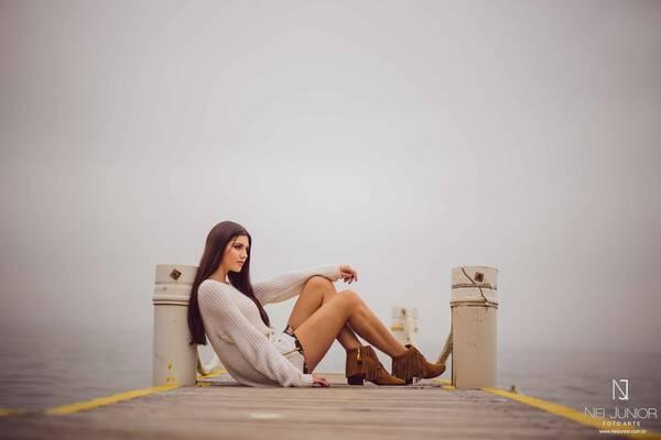 Ensaios Femininos de Sessão 18 anos Camila Melotti