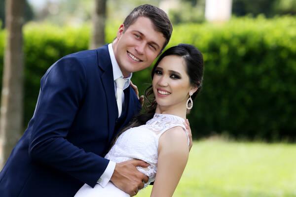 Casamento de Rejane e Robson