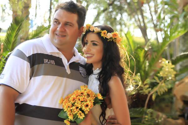 Ensaio Pré Casamento de Kenia e Lelis