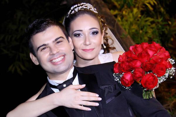 Casamento de Aniderci e Rodrigo
