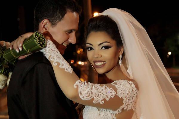 Casamento de Pamela e Willian